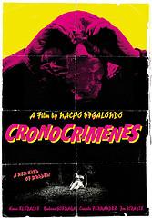 Cartel de prueba para los Cronocrímenes (1)